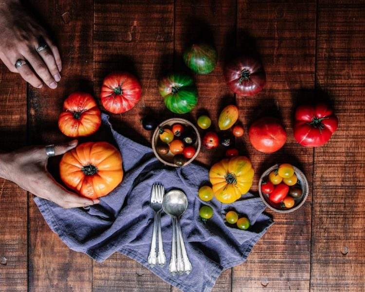 Hybrid and Heirloom Vegetables