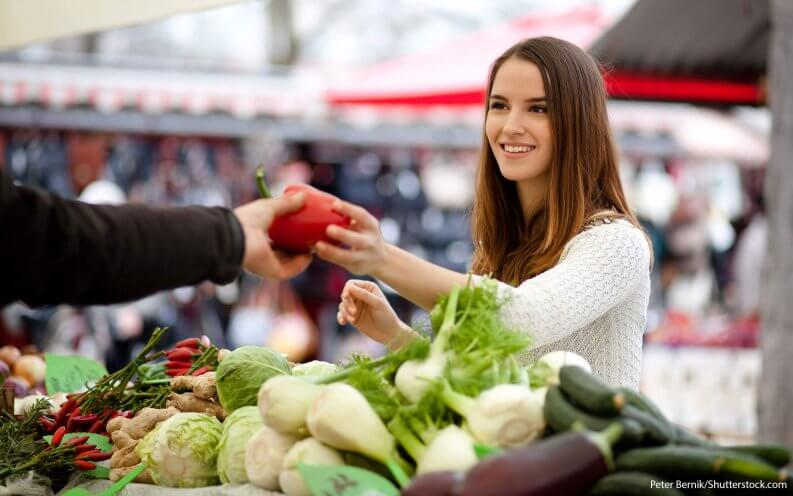 Why Shop at Farmers Markets - National CSA Directory