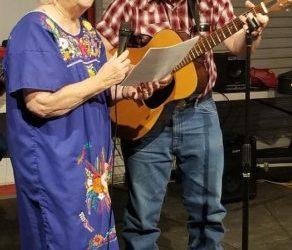Woolly Gospel Singing & Dessert Social