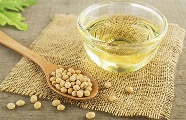 Organic Soybean Meal and Soybean Oil