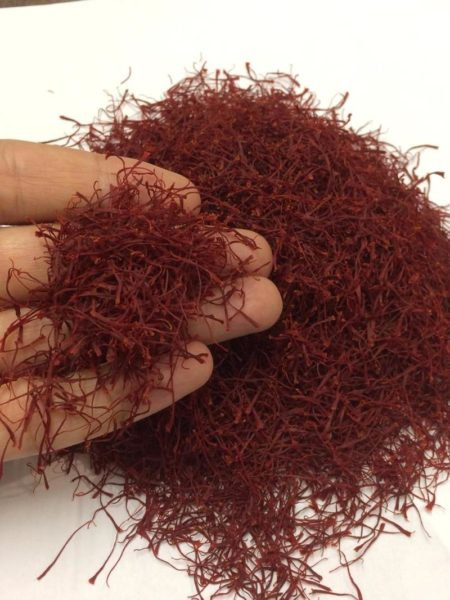 High quality saffron from Iran for sale 100%pure