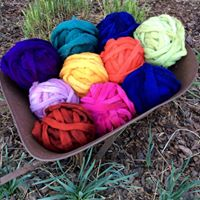 Gaywool Hand Dyeing Retreat