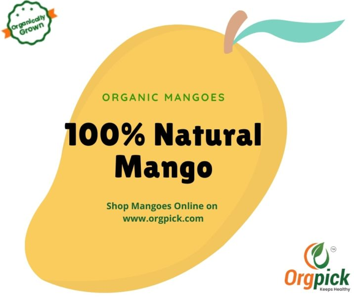 Purchase Online Farm-Fresh Organic Mangoes At Best Price