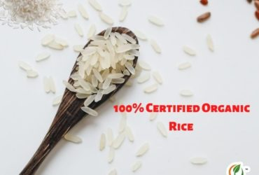 Buy Certified Organic Rice Online in India
