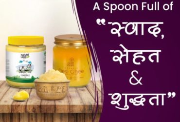 Buy Pure Organic Ghee Online in India