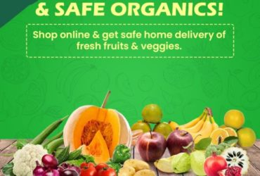 Buy Best Quality Certified Organic Fruits & Vegetables Online