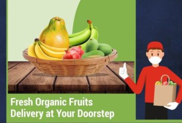 Buy Fresh Organic Fruits Online in Pune