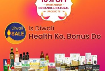 Diwali Sale on Organic & Natural Grocery Products in Pune