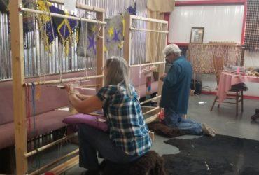 Navajo Weaving Class  Weekend Retreat