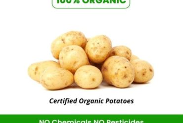 Shop for Organic Potatoes online