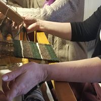 Shepherd's Cross Advanced Weaving Retreats 201 – 301
