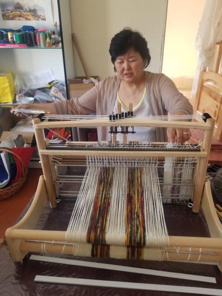 Shepherd's Cross Advanced Weaving Retreats 201 – 301
