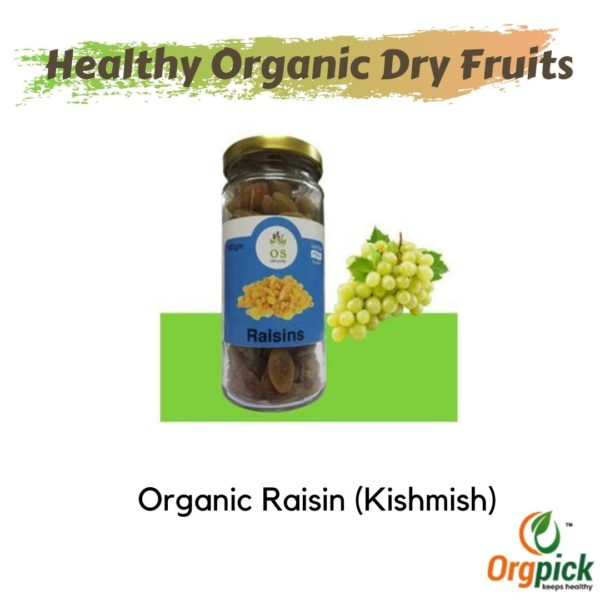 Buy Organic Raisin Bottle Online