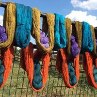 Yarn & Fiber Hand Dyeing Retreat