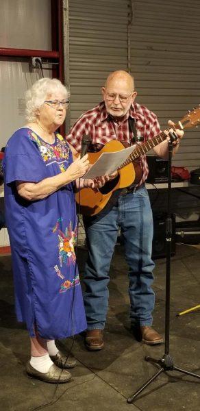 Woolly Gospel Singing